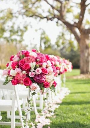 arranxos flores